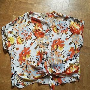 🔶️3 for $10🔶️Floral blouse
